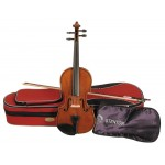 Stentor 1500F Student II 1/4 Size (Quarter Size) Violin Outfit