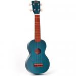 12 Pack of Mahalo Kahiko Blue Soprano Ukuleles - 2500