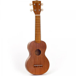 12 Pack of Mahalo Kahiko Brown Soprano Ukuleles - 2500