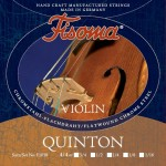 Lenzner F1011 Fisoma Quinton 4/4 Size Violin E String