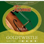 Lenzner F1201 Fisoma Goldtwistle 4/4 Size Cello A String