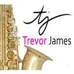 Trevor James SR Series 384SR-KK Gold Lacquer Tenor Saxophone