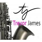 Trevor James SR Series 384SR-BBF Black Frosted Tenor Saxophone