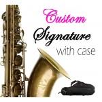 Signature Custom Saxophone
