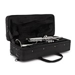 Bach TR650S Bb Trumpet Outfit, Silverplated