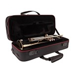 Besson 110-1-0 Lacquer Trumpet Outfit
