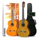 Yamaha C40 Clasisical Guitar Pack