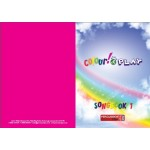 Percussion Plus PPB001 Colour and Play Song Book A4