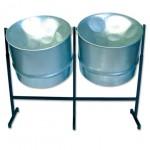 Percussion Plus PP446  Double Second pans