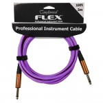Tanglewood Instrument Cable in Purple