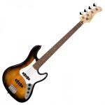 Cort GB24JJ-2T Bass Guitar - 2 Tone Burst