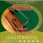 Lenzner F1002 Fisoma Goldtwistle 4/4 Size Violin A String