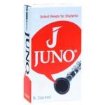 Juno JCR013 Box of 10 Clarinet Bb Reeds Strength 3