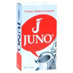 Juno JSR6115 Box of 10 Alto Sax Reeds Strength 1.5