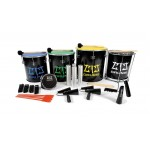 LTL LTLP15MC 15 Player Custom Samba Metal Kit