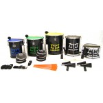 LTL LTLP20MC 20 Player Custom Samba Metal Kit