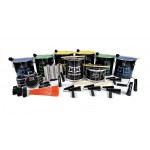 LTL LTLP30MC 30 Player Custom Samba Metal Kit