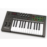 8 Pack of Nektar 25 Note Controller Keyboards with Full Size Keys - LX25+