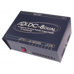 MTR - DC-8DUAL  Multi-Way Power Supplies for 8  keyboards inc 8 leads for YAMAHA powerpacks
