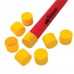 Percussion Plus PP792-1 Wak-a-Caps Pack of 8