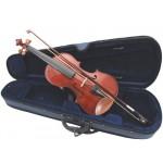 The Sound Post VF002-14-R Primavera 90 1/4 Size (Quarter Size) Violin Outfit