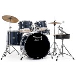 Tornado Drum Kit in Blue