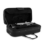 Bach TR501S Bb Trumpet Outfit, Silverplated