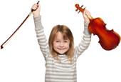 Primary school music equipment